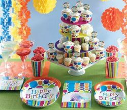 Home Birthday Decorations 18th Party
