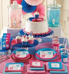 Baby Shower Themed Decorations And Party Supplies In
