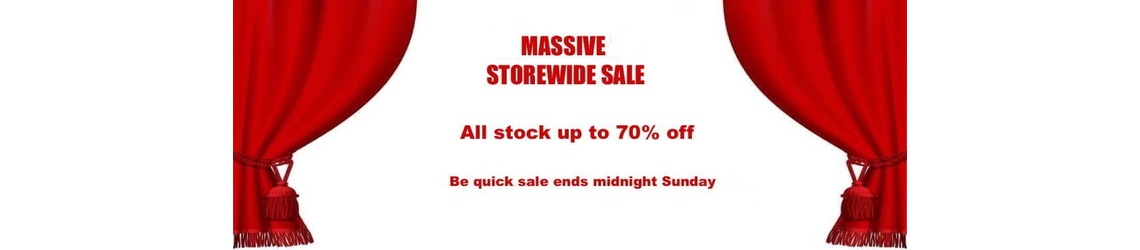 Massive Sale at Parties In Packages