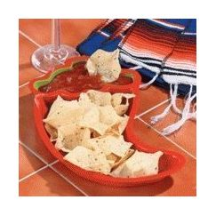Fiesta Chilli Pepper Tray - Each