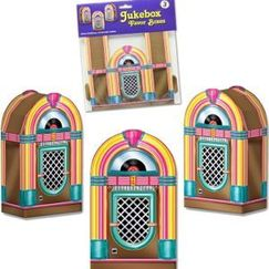 Jukebox Favour Boxes - pk3