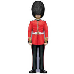 British Royal Guard Cut-out