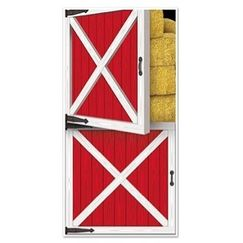 Barn Door Cover