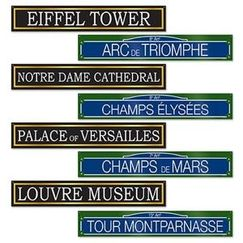 French Street Signs - pk4