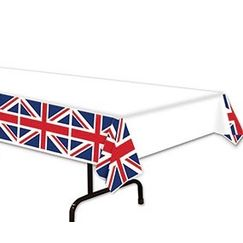 British Union Jack Tablecloth