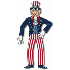 Uncle Sam Cut-out