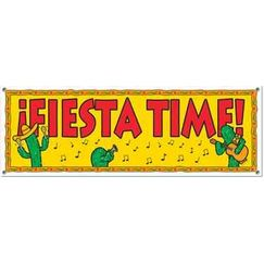 Giant Fiesta Time Banner
