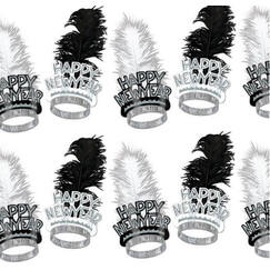 Feather New Year Tiara - EACH