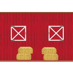 Red Barn Insta Scene Kit