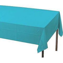 Bermuda Blue Tablecloth