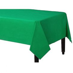 Emerald Green Tablecloth