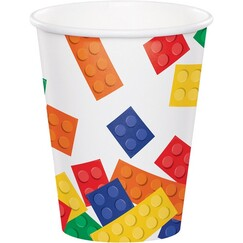 Block Party Cups - pk8