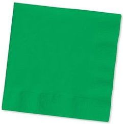 Emerald Green Napkins - Luncheon