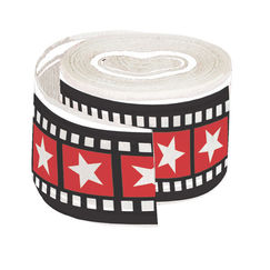 Hollywood Lights Crepe Streamer