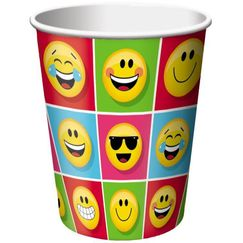 Emojions Party Cups - pk8