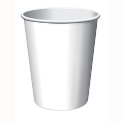White Paper Cups - pk24