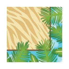 Small Safari Adventure Napkins