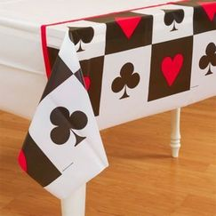 Card Night Tablecloth