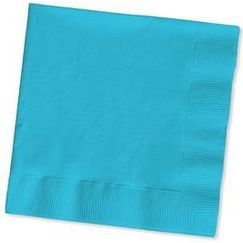 Bermuda Blue Napkins - Beverage