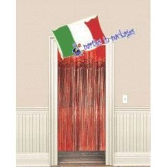 Italian Doorway Decoration Example