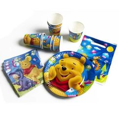 Pooh Party Pack