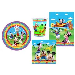Mickey Mouse & Friends Party Pack for 8