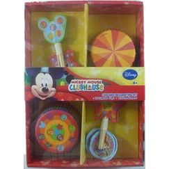 Mickey Mouse Cupcake Decorating Kit