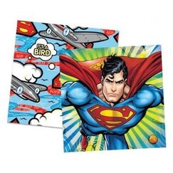 Superman Napkins