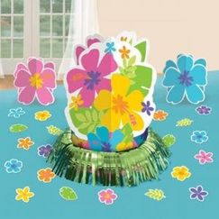 Hibiscus Table Decorating Kit