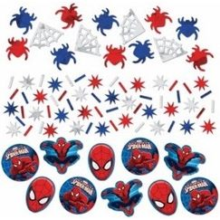 Spiderman Scatter