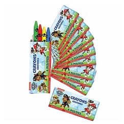 PAW Patrol Mini Crayons for 12