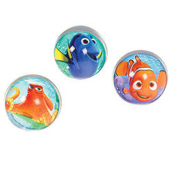 Finding Dory Bounce Ball Favours - pk6
