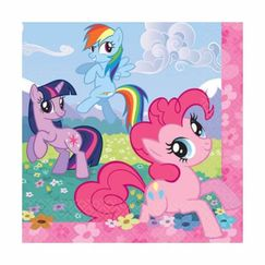 My Little Pony Napkins - pk16