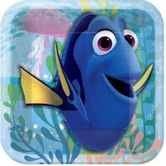 Finding Dory Snack Plates - pk8