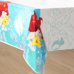 Ariel The Little Mermaid Tablecloth