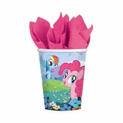 My Little Pony Cups - pk8