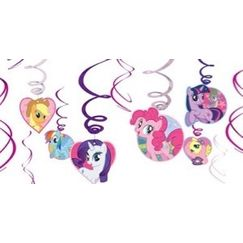 My Little Pony Swirls - pk12