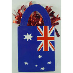 Australian Flag Balloon Weight