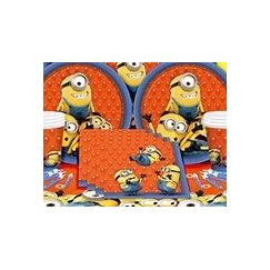 Minions Party Pack for 8