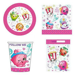 Shopkins Party Pack for 8