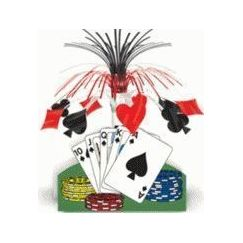 Playing Card Centrepiece