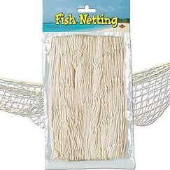 Natural Fish Netting