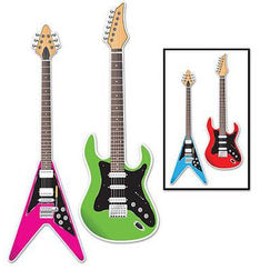 Guitar Cut-outs - pk2