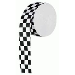 Checkered Flag Streamer