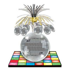Disco Ball Centrepiece