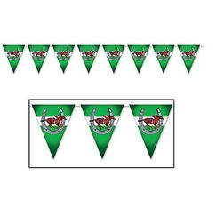 Horse Racing Pennant Flag Banner