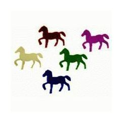 Colourful Horse Scatter