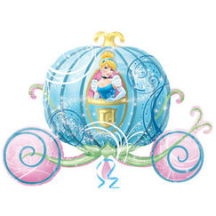 Cinderella Carriage Balloon
