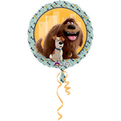 The Secret Life Of Pets Foil Balloon