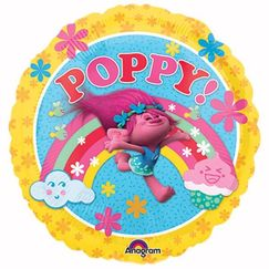 Trolls Poppy Foil Balloon